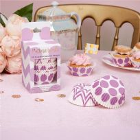 Pattern Works Lilac Cupcake Cases (100)